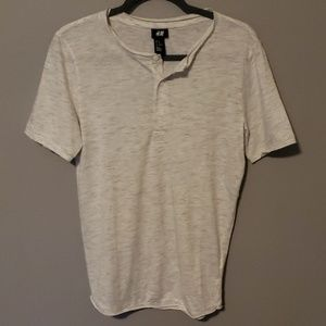 H&M Button T-shirt